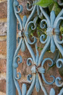Sissinghurst - gate